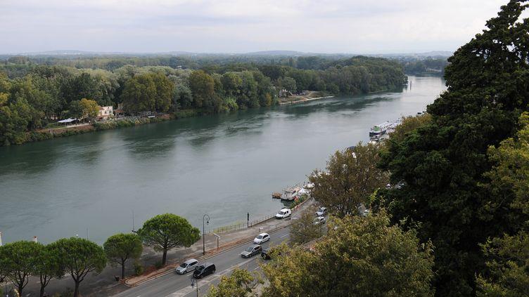 Le corps de la jeune fille a été repêché jeudi 23 juillet dans leRhône, près d'Avignon (Vaucluse). (TIM BRAKEMEIER / DPA)