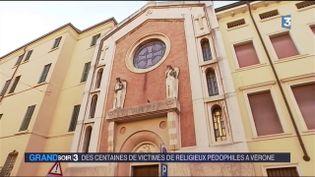 L'institut catholique Provolo à Vérone (France 3)