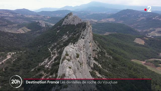 Vaucluse : un voyage hors du temps dans les dentelles de Montmirail