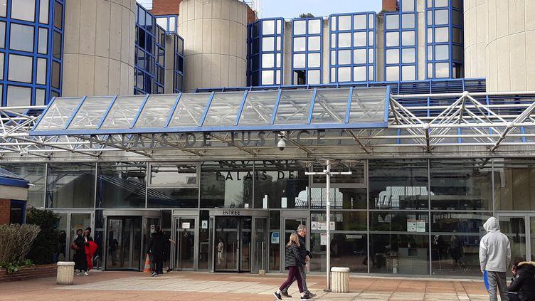 Le tribunal decorrectionnel de Bobigny (Seine-Saint-Denis). (SUZANNE SHOJAEI / RADIOFRANCE)