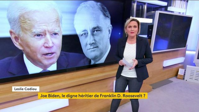 États-Unis : Joe Biden, le digne héritier de Franklin D. Roosevelt ?