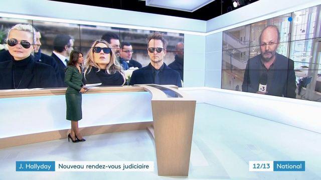 Johnny Hallyday : un nouveau rendez-vous judiciaire