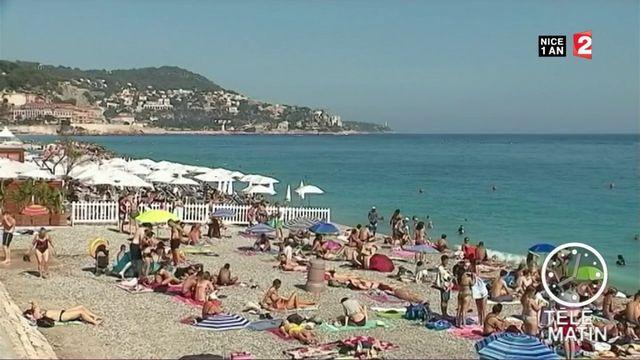 Attentat de Nice : un an après, l'émotion reste forte