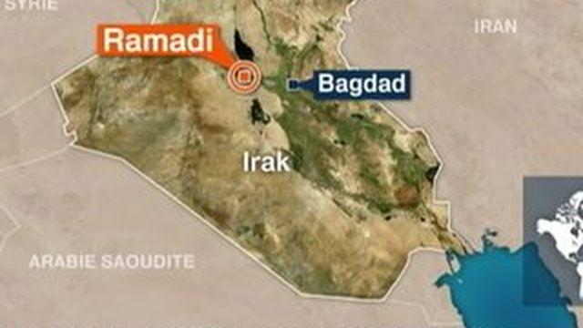 Le groupe Etat islamique s'empare d'une ville clé en Irak