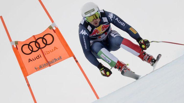 Le skieur italien Peter Fill