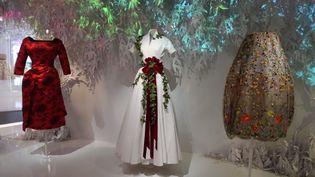 Dior, l'exposition. (Corinne Jeammet)