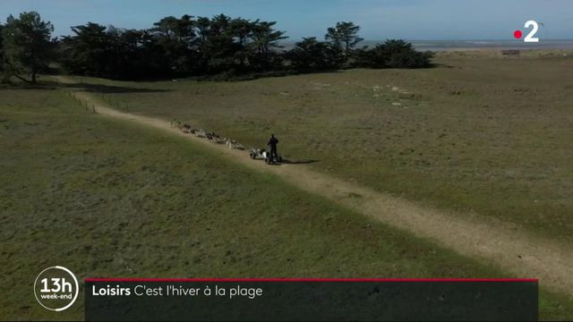 Vendée : les sports d'hiver à la plage