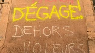 Plusieurs élus de la majorité ont reçu des messages de menaces et d'insultes (Capture d'écran France 2)