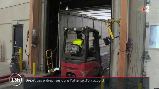 Brexit : les entreprises françaises espèrent un accord
