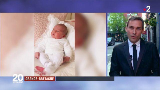 """Royaume-Uni : les premières photos de """"royal baby"""" ont été dévoilées"""