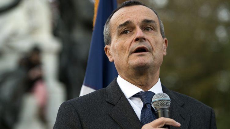 L'ambassadeur de France aux Etats-Unis, Gérard Araud, à Washington DC, le 14 novembre 2015. (MOLLY RILEY / AFP)