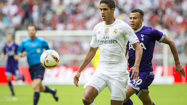 Raphaël Varane a participé au match face à Tottenham (MARC M?LLER / DPA)