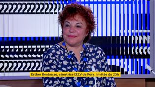 Esther Benbassa (EELV) (FRANCEINFO)