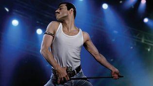 """Rami Malek est Freddie Mercury dans le biopic """"Bohemian Rhapsody"""".  ( Twentieth Century Fox)"""