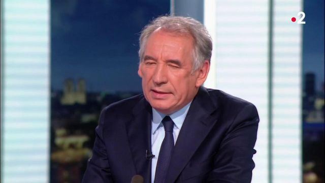 François Bayrou évoque ses ambitions comme Haut-commissaire au plan