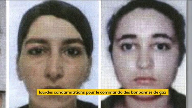 Inès Madani et Ornella Gilligmann (FRANCEINFO)