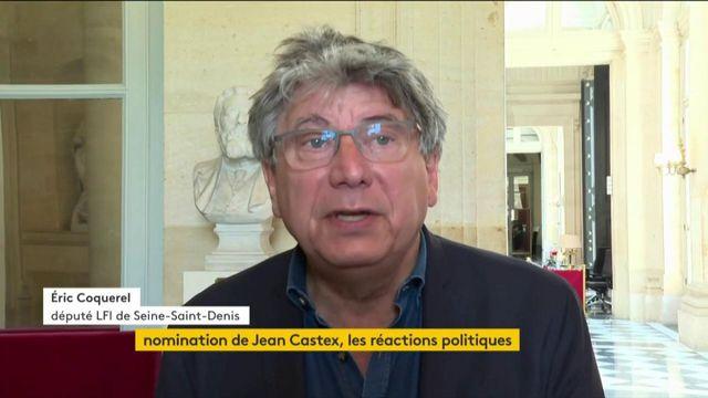 La classe politique réagit à la nomination de Jean Castex
