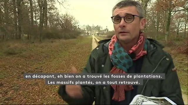 Le château de Chambord retrouve ses jardins