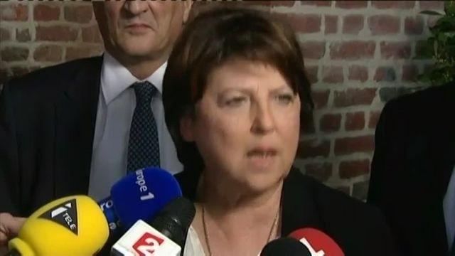 """Martine Aubry : """"La gauche progressiste, la gauche moderne, c'est nous"""" après sa tribune """"Trop, c'est trop !"""""""