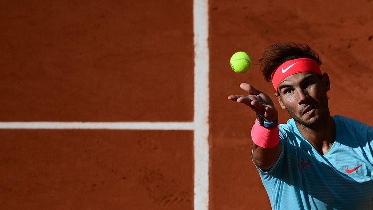 Rafel Nadal (MARTIN BUREAU / AFP)