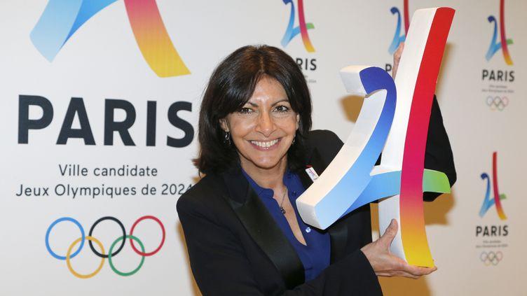 Anne Hidalgo, maire de Paris (FRANCOIS GUILLOT / AFP)