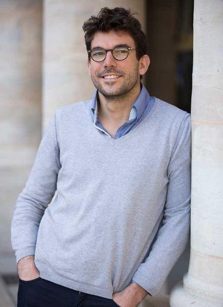 Antoine Dulin est le co-auteur de l'enquête de l'ONG française CCFD-Terre solidaire, à l'origine de l'affaire des bien mal acquis. (AD)