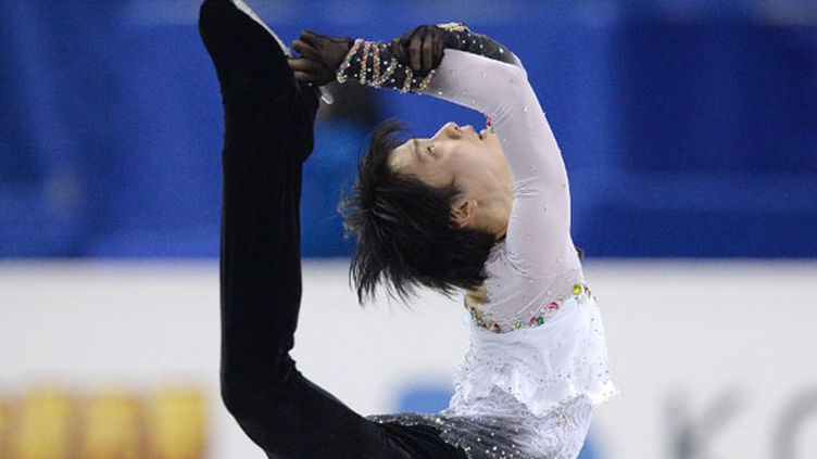 Le Japonais Yuzuru Hanyu
