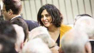 Myriam El Khomri, le 10 mai 2017 à Paris (DENIS ALLARD/REA / REA)