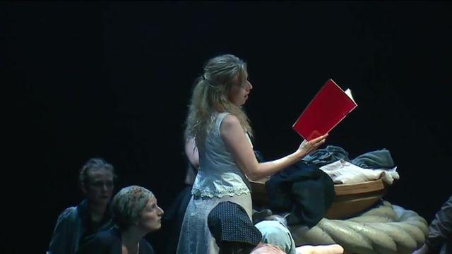 """""""Le vaisseau fantôme"""" à l'opéra de Rennes"""
