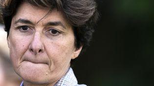 Sylvie Goulard avait démissionné aux côtés de Marielle de Sarnez et François Bayrou (KENZO TRIBOUILLARD / AFP)