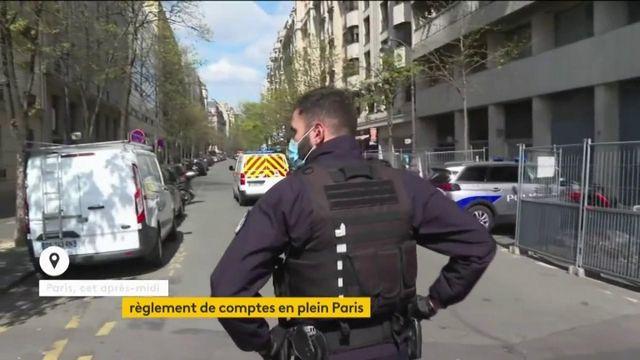 Paris : règlement de comptes en pleine journée devant un hôpital