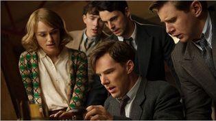 "Allen Leech, Benedict Cumberbatch, Keira Knightley, Matthew Beard et Matthew Goode dans ""Imitation Game"" deMorten Tyldum  (SquareOne Entertainment)"