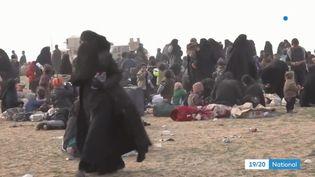 Quel sort pour les jihadistes français capturés en Syrie ? (FRANCE 3)