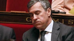 Jérôme Cahuzac, ancien ministre délégué au Budget, le 19 mars 2013. (PATRICK KOVARIK / AFP)