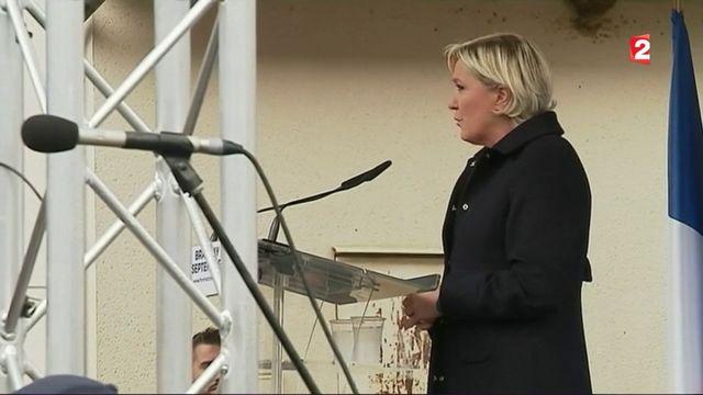 Marine Le Pen : une rentrée sous tension