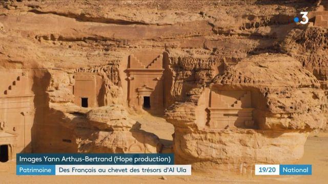Arabie Saoudite : les Français chargés de développer les trésors d'Al Ula