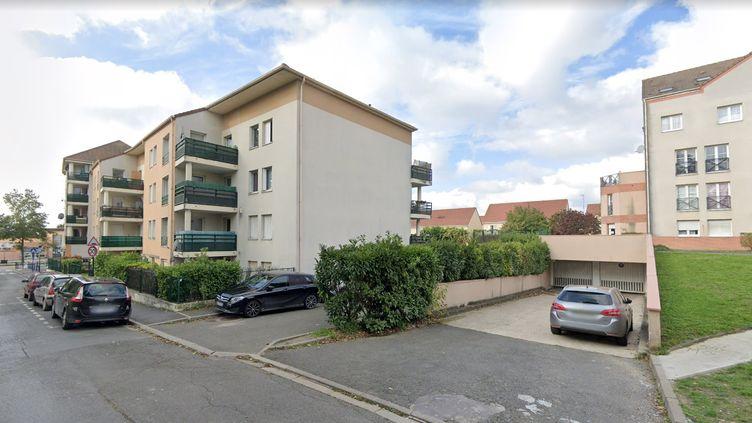 La rue du Clos Garnier, à Cormeilles-en-Parisis (Val d'Oise).  (GOOGLE STREET VIEW)