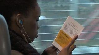 """Opération """"Le Livre aime le train"""" de la SNCF.  (SNCF)"""