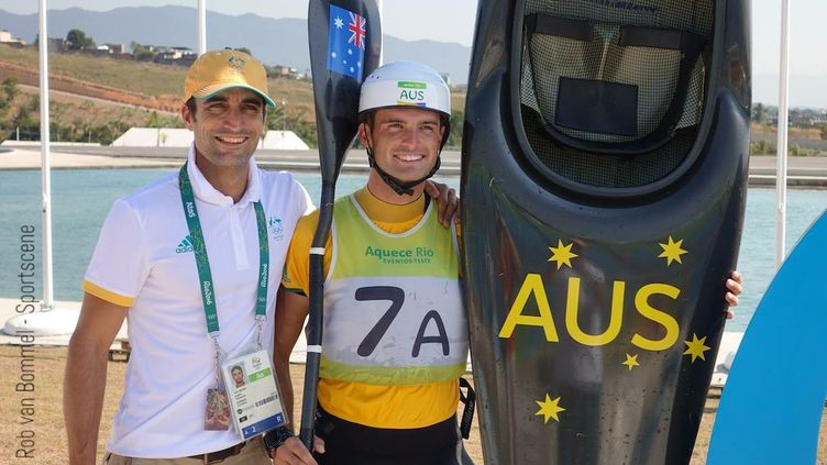 Julien Billaut et Lucien Delfour, le canoë-kayak français qui s'implante en Australie