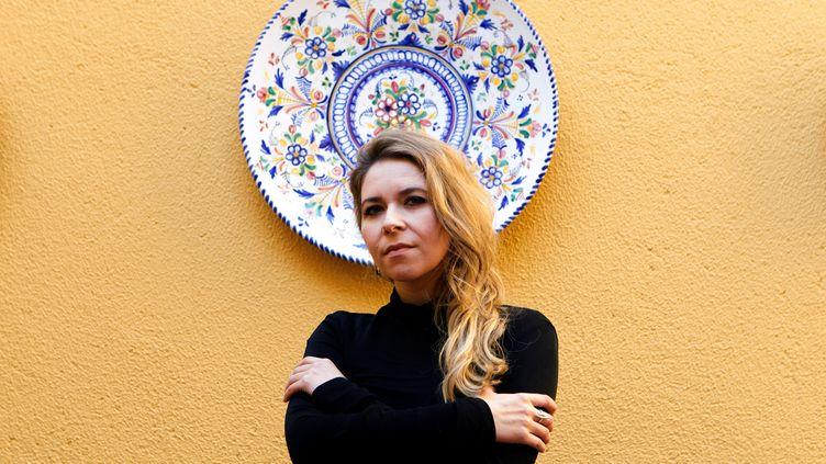 La chanteuseRocio Marquez. (NICO RODRIGUEZ / EFE)