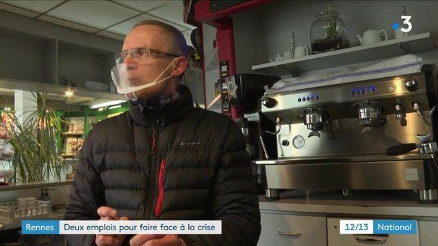 Crise économique : à Rennes, un buraliste cumule deux emplois pour survivre