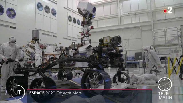Le monde à la conquête de Mars et du Soleil