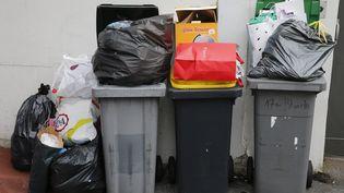 Photo d'illustration. Un maire a décidé de renvoyer à un pollueur de sa ville les déchets laissés dans la rue. (GODONG / BSIP / AFP)
