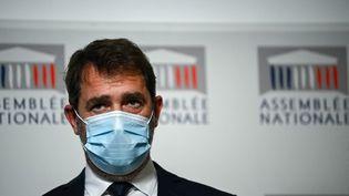 Christophe Castaner, le 30 novembre 2020. (ANNE-CHRISTINE POUJOULAT / AFP)