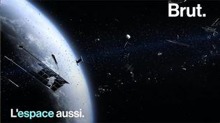 Les débris spatiaux nuisent à l'exploration spatiale et pourraient devenir une menace pour l'homme. Pour l'astrophysicienne Fatoumata Kébé, cette pollution doit être éradiquée rapidement. (BRUT)