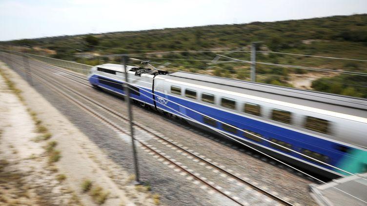 La politique tarifaire de la SNCF n'est pas très lisible pour le grand public. Une enquête du Particulier nous dit comment obtenir les meilleurs prix. (SOLLIER CYRIL / MAXPPP)