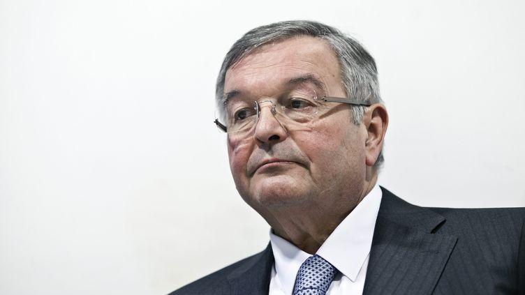 Michel Mercier, le 21 février 2013, à Lyon (Rhône). (MAXPPP)