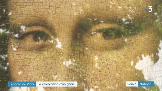 Léonard de Vinci : les dernières années françaises du peintre italien