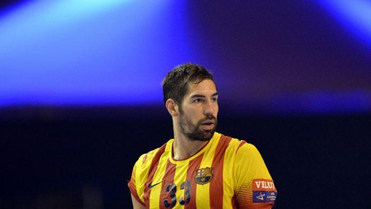 Nikola Karabatic (Barcelone) (FRANCK FIFE / AFP)