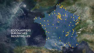 Envoyé spécial. Des écoquartiers bâtis sur des sols pollués (FRANCE 2 / FRANCETV INFO)
